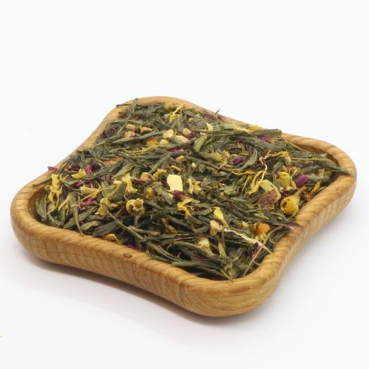 "Зелёный чай ""Имбирный"". Savori"