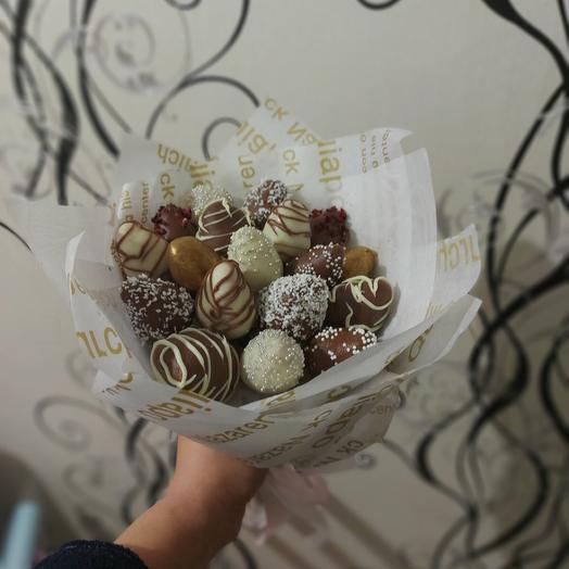 "Bouquet ""Chocolate»"