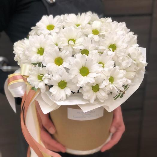 Цветы в коробке « Весеннее чувство»