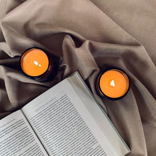 Ароматическая свеча SUMMER FRESHNESS