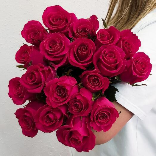 Роза (одногол.) Gocha 60 см - 19 шт