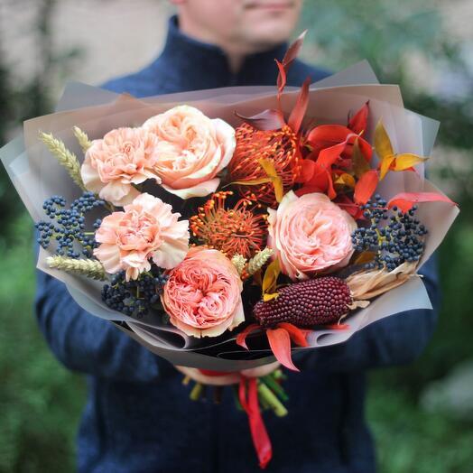 Bouquet autumn 1