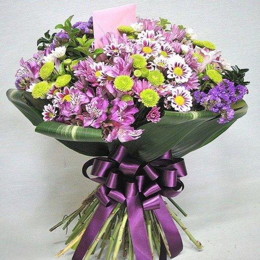 Обыкновенное чудо: букеты цветов на заказ Flowwow
