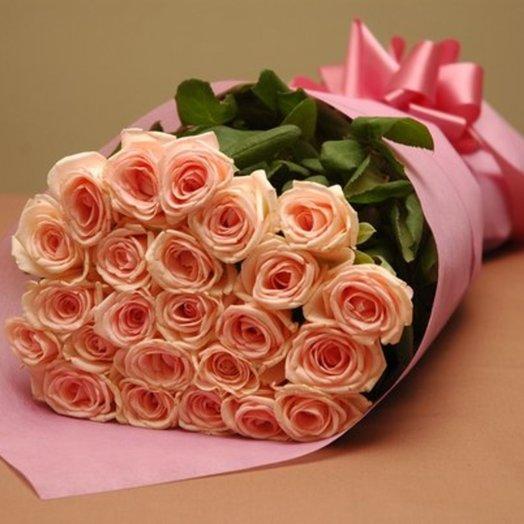 Розовое небо: букеты цветов на заказ Flowwow