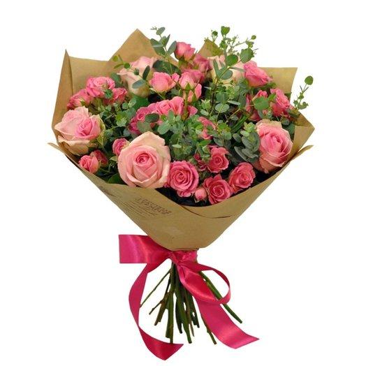 Букет Катарина: букеты цветов на заказ Flowwow