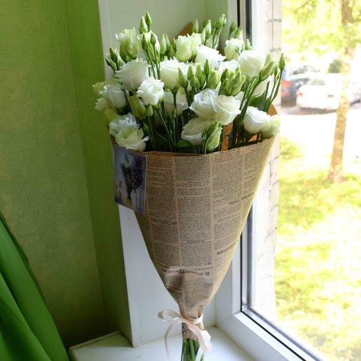 Нежный: букеты цветов на заказ Flowwow