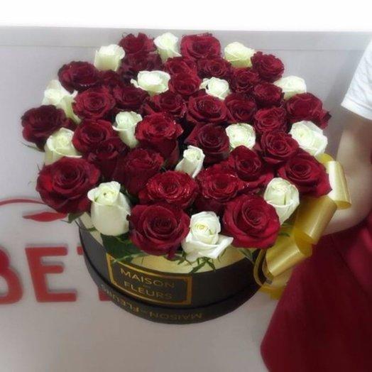 Maison de F eur Шахматы: букеты цветов на заказ Flowwow