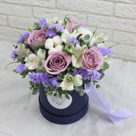Воздушная гавань 3: букеты цветов на заказ Flowwow