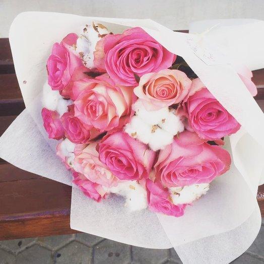 Sweet roses : букеты цветов на заказ Flowwow