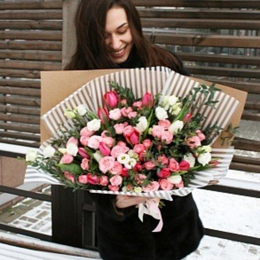 Авторский букет Элитный 1: букеты цветов на заказ Flowwow