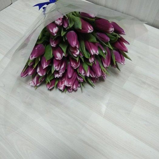 Женская нежность: букеты цветов на заказ Flowwow
