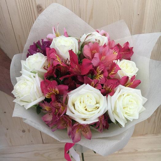 Моей неповторимой : букеты цветов на заказ Flowwow