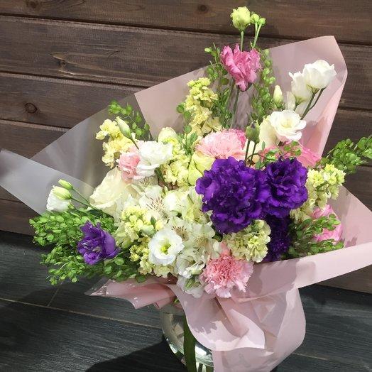 Для тебя, дорогая!: букеты цветов на заказ Flowwow