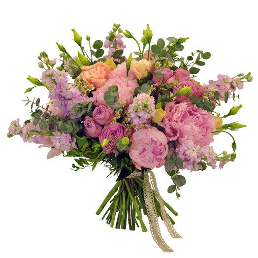 Букет Зефир: букеты цветов на заказ Flowwow