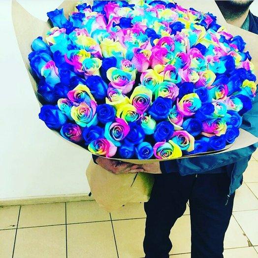 Класический букет: букеты цветов на заказ Flowwow