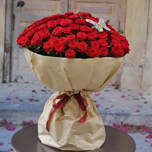 Подарок из сна : букеты цветов на заказ Flowwow