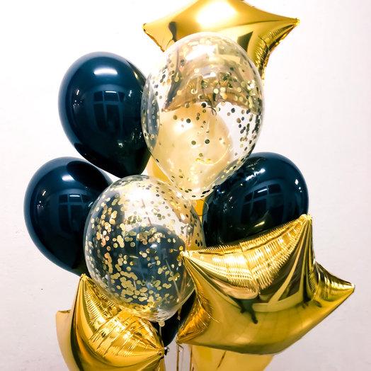 Фонтан из шариков: букеты цветов на заказ Flowwow