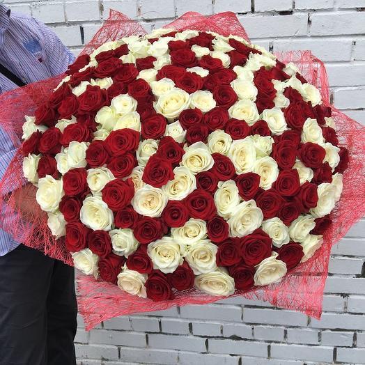 """Букет """"Ваув"""": букеты цветов на заказ Flowwow"""