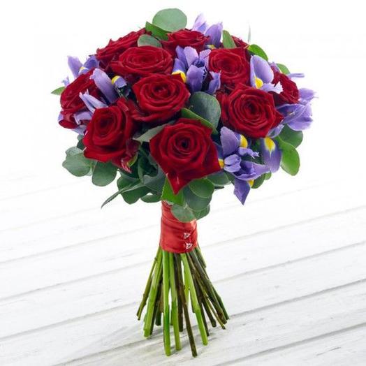 "Букет ""София"": букеты цветов на заказ Flowwow"