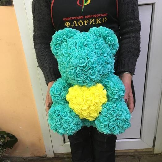 Михаил из роз: букеты цветов на заказ Flowwow