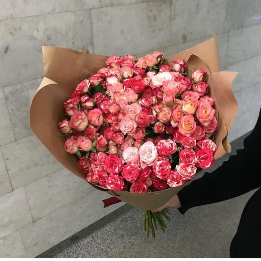 Для Принцесс: букеты цветов на заказ Flowwow