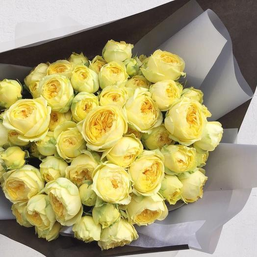 Солнечный свет: букеты цветов на заказ Flowwow