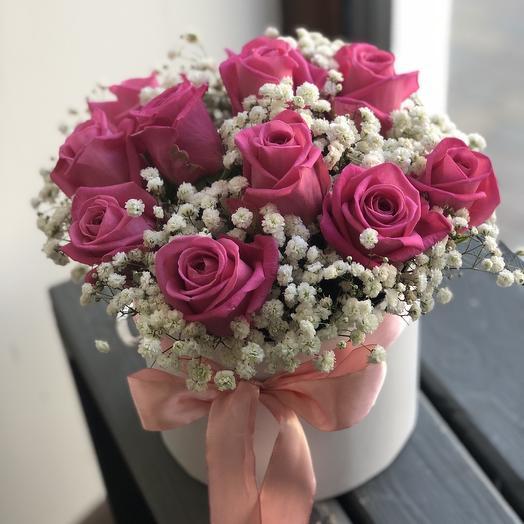 Нежная леди: букеты цветов на заказ Flowwow
