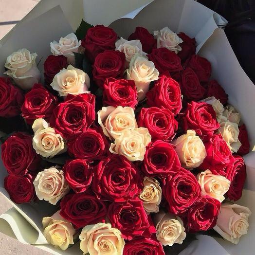 Мисис: букеты цветов на заказ Flowwow