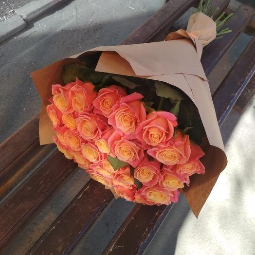 Мисс пиги: букеты цветов на заказ Flowwow