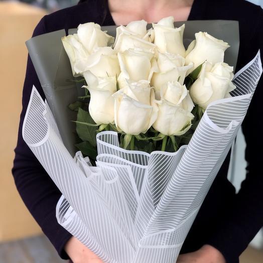 Утренняя нежность: букеты цветов на заказ Flowwow