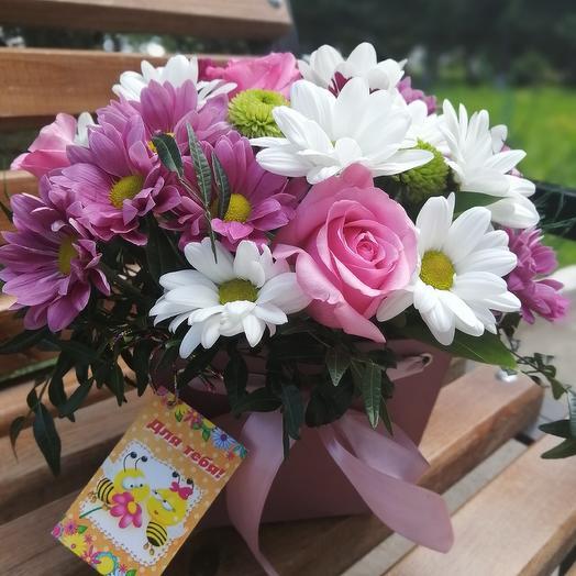 Просто так :)): букеты цветов на заказ Flowwow