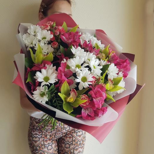 Bouquet 10: flowers to order Flowwow