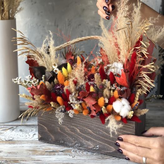 Box 04: букеты цветов на заказ Flowwow