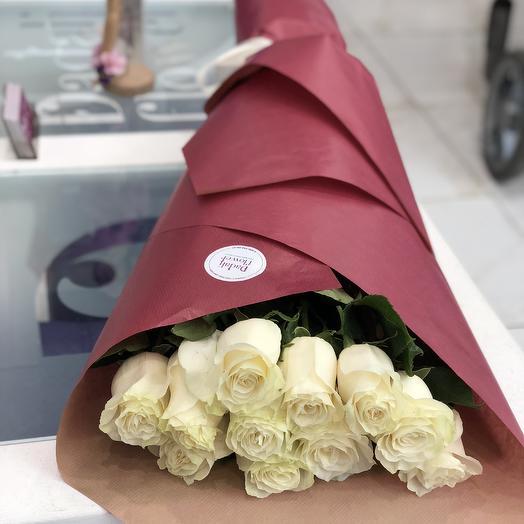 розы высокие