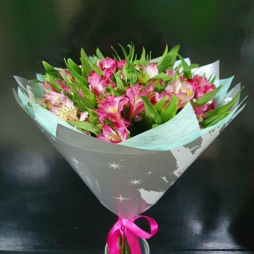 Букет 210: букеты цветов на заказ Flowwow