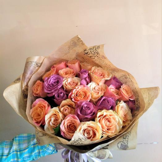 """Букет """"Ягодный микс"""": букеты цветов на заказ Flowwow"""