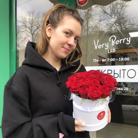 Большая страсть: букеты цветов на заказ Flowwow