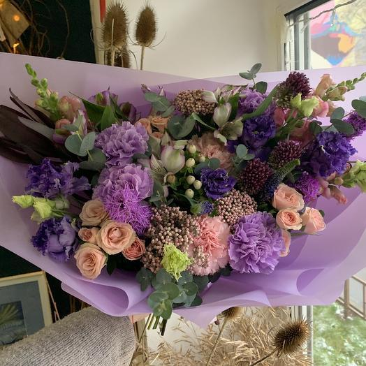 Шерри: букеты цветов на заказ Flowwow