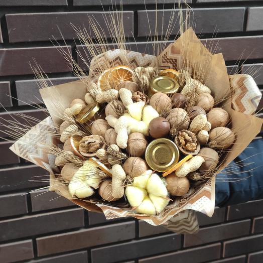 Ореховый микс3: букеты цветов на заказ Flowwow