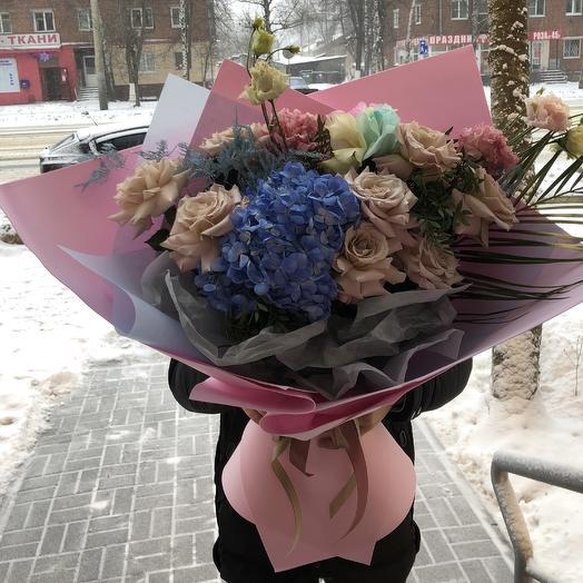 Нереальный: букеты цветов на заказ Flowwow