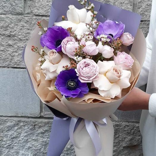 Незабутка: букеты цветов на заказ Flowwow