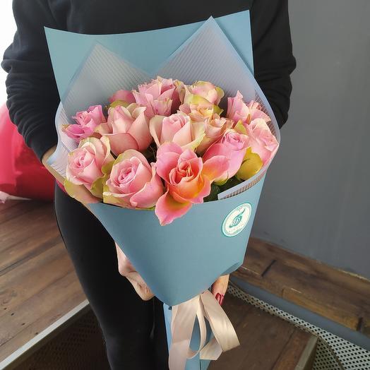 Букет из роз Кения