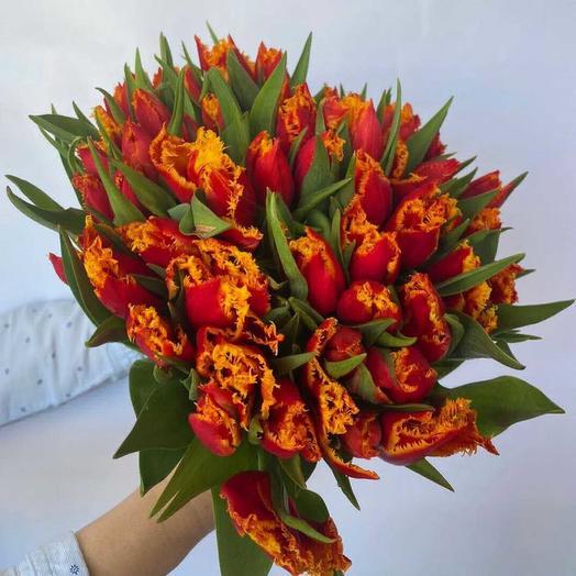 Вулкан: букеты цветов на заказ Flowwow