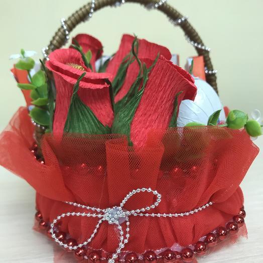 Красная Шапочка: букеты цветов на заказ Flowwow