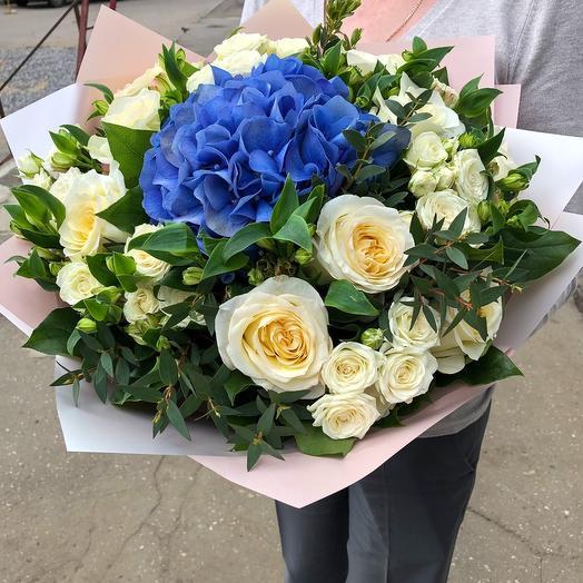 Букет взрыв эмоций: букеты цветов на заказ Flowwow
