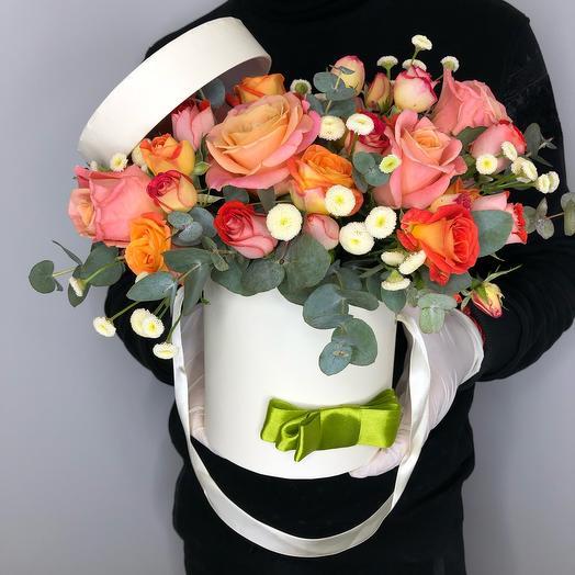 «Мадонна»: букеты цветов на заказ Flowwow