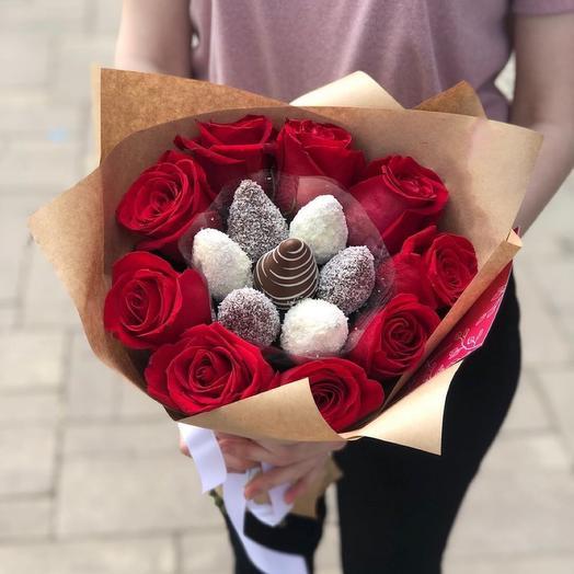 Небанальные розы