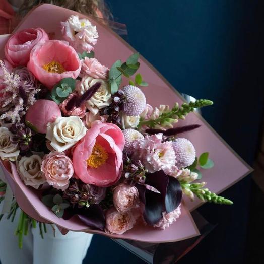 Букет цветов,,Принц