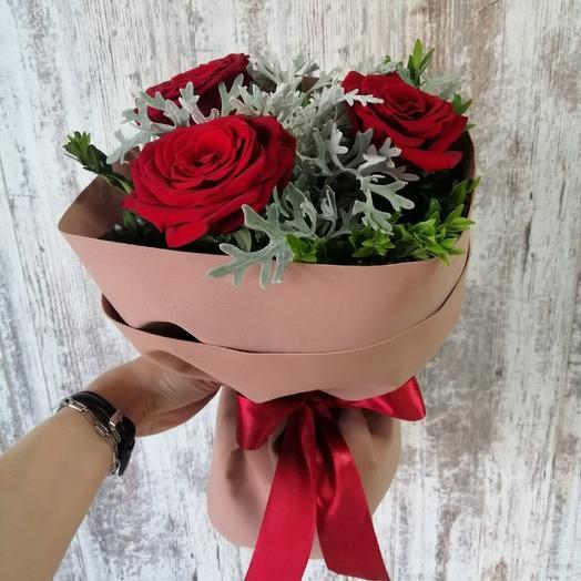 Класика: букеты цветов на заказ Flowwow