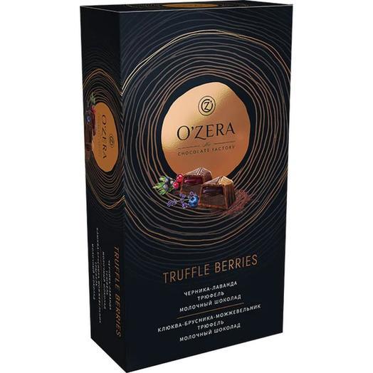 Шоколадные конфеты Ozera Truffle Berries 220 г